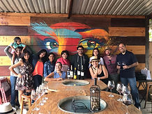 Viaje Enológico a Ensenada 2018. Wine Not México. Enoturismo, Viñedos, bodegas, gastronomía, vinos.