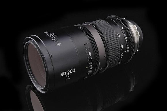 80-200mm T3 Lite version