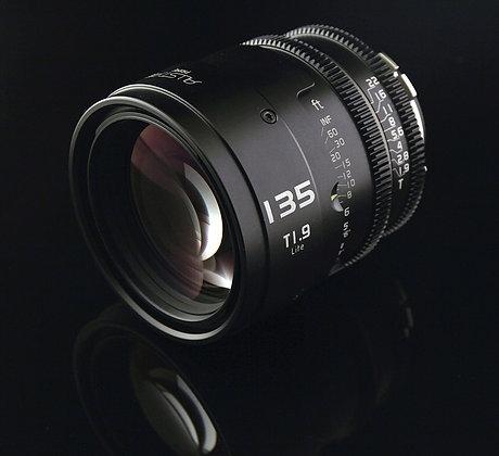 135MM  T1.9 Lite version