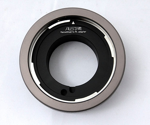 Hasselblad to PL adapter