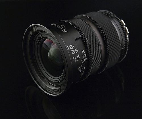 18-35mm T1.8 Lite version