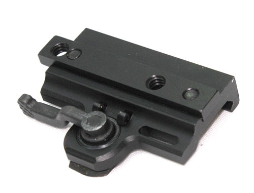 Quick Release SWAT Rail Clamp