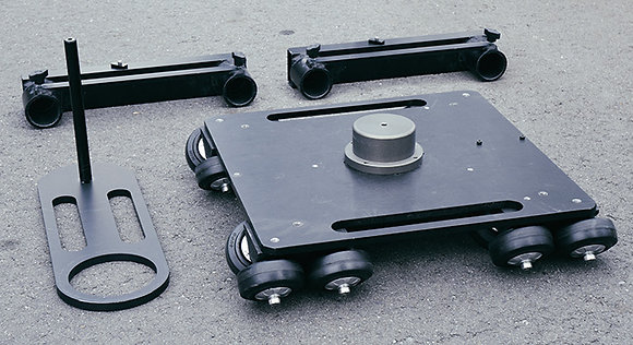 Allstar A-wheels cinemaSlider Kit