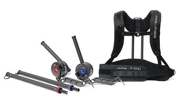 A-wing Gimbal support rigs