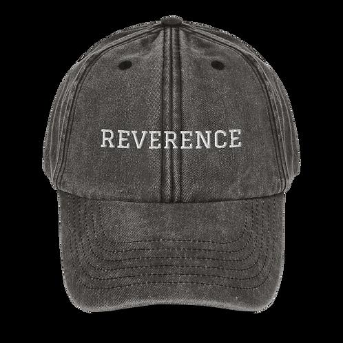 REVERENCE CAP