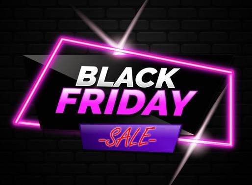 黑色星期五網購熱潮!銷售額破紀錄