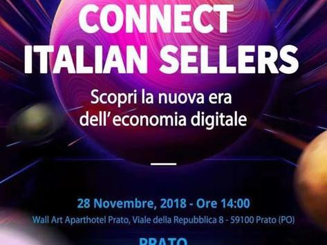 AliExpress全球速賣通義大利商家大會,共享數字經濟新未來