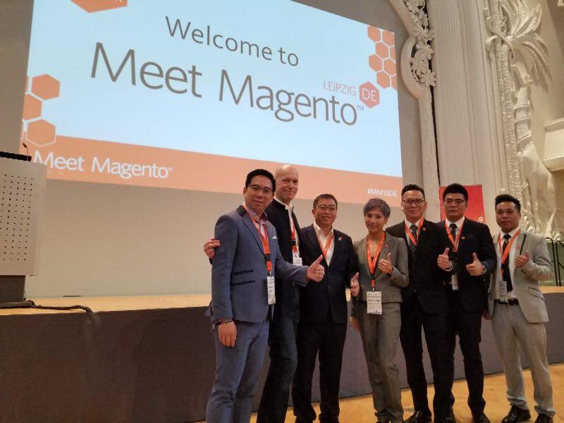 中德Meet Magento國際電商論壇