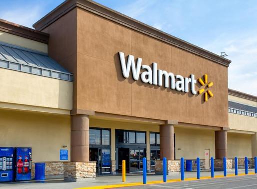 沃爾瑪擠下蘋果成為全球第三大零售電商