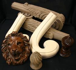 artitectural carvings