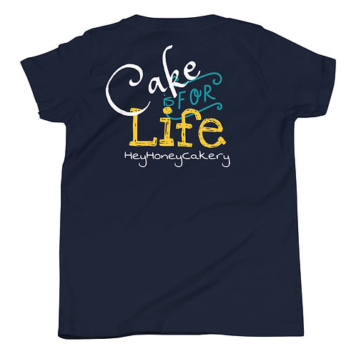 Youth Cake is for Life