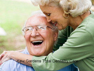 Health Tip: Caring for an Older Person's Teeth