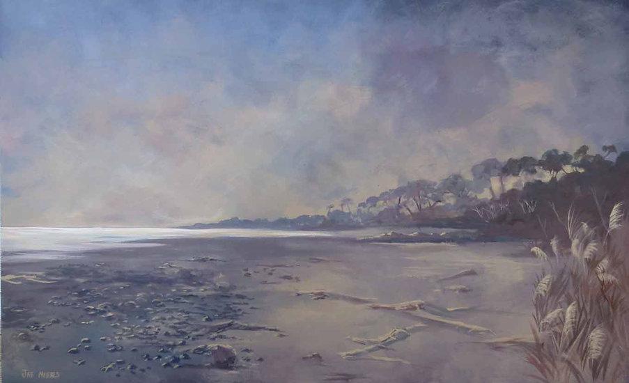 Land's End by Julie Oliver