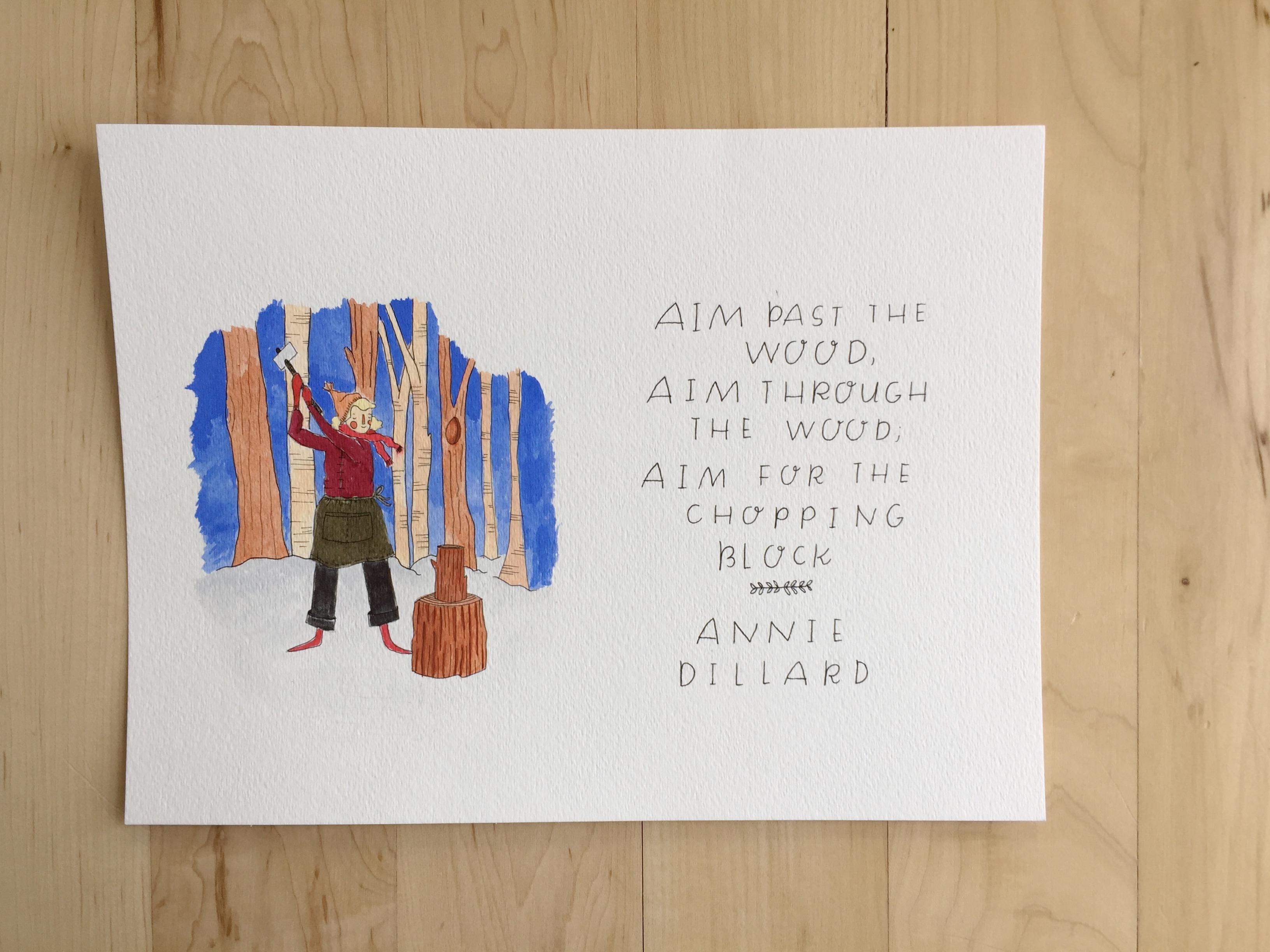 Annie Dillard - Fav Author Series