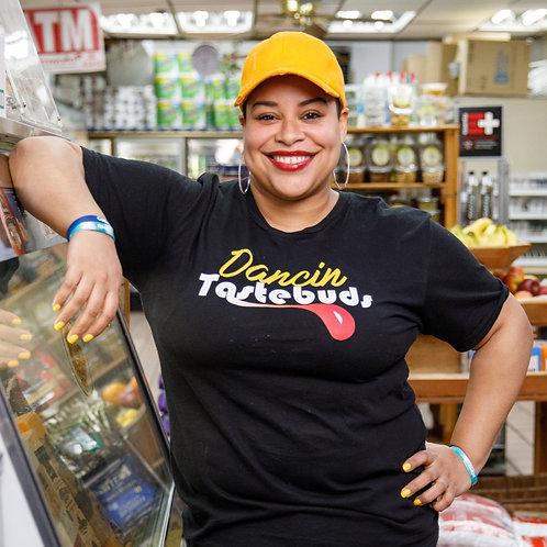 Dancin' Tastebuds T-Shirt