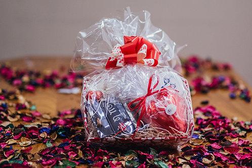 Caixa Corações Chocolate