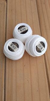 Linha DMC Cotton Perlé 8