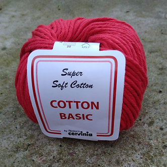 Fio Super Soft Cotton Basic 50g