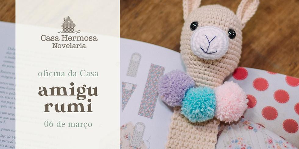 Amigurumi: Marca Páginas