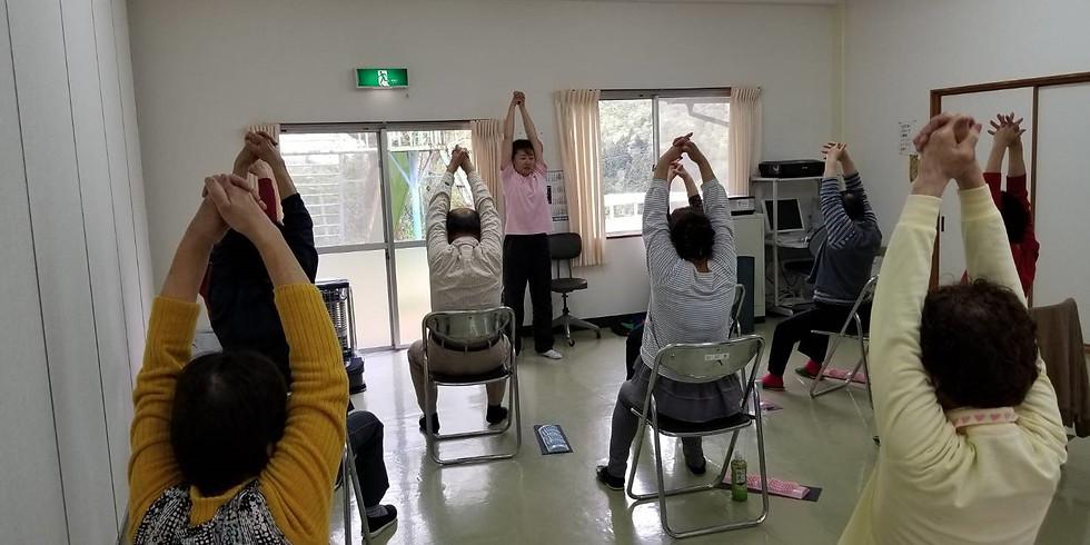 猪名川町健康長寿体操教室