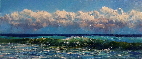 SHOWERS OFFSHORE Painting