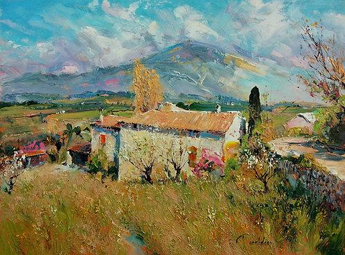 VENTOUX Painting