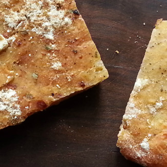 So it's National Toast Day!