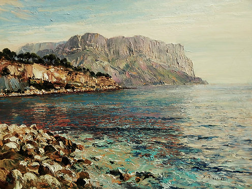 CAP CANAILLE Painting