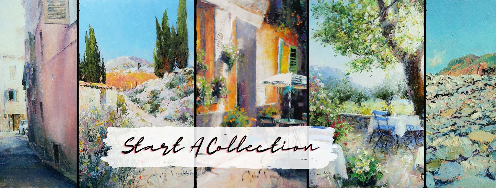 John Donaldson 'Start A Collection' Range