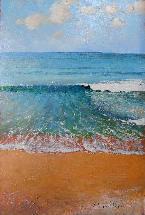 DEVON BEACH Painting