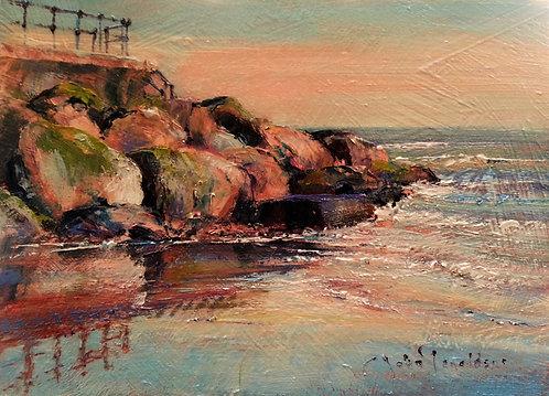 ROCKS & RAILINGS Painting