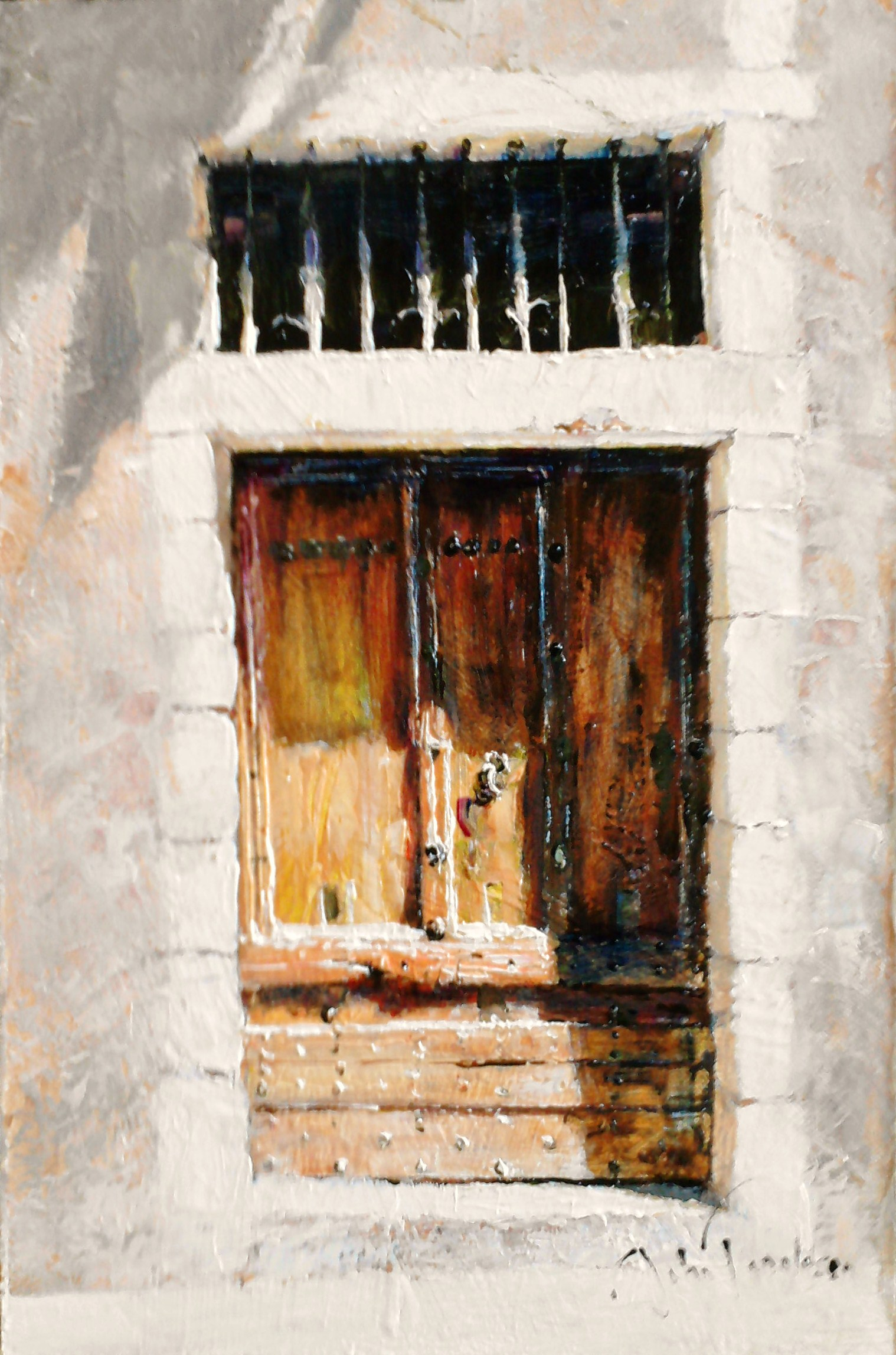 Little French Door
