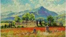 Painting the Pyrénées