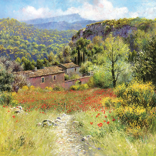 LE LANGUEDOC Giclee Print