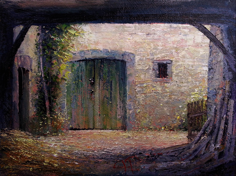 Comme Un Reve Oil Painting