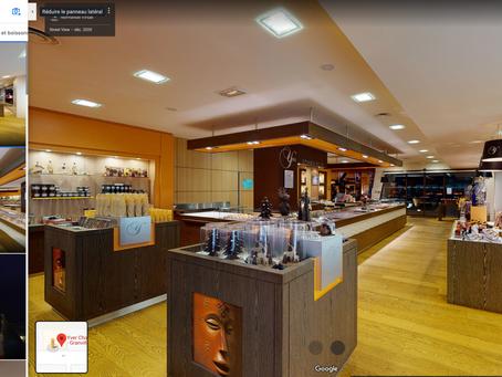 Street View : La visite virtuelle de Google pour vos espaces