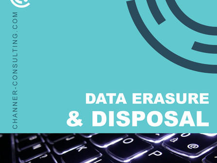 Data Erasure & Disposal