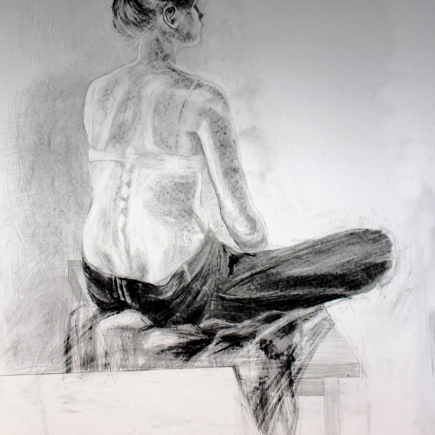 Study of a female body