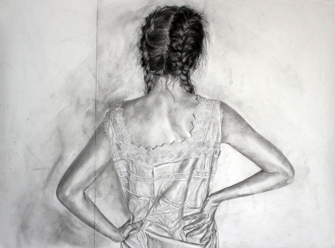 The innocent smell of the Sun, charcoal