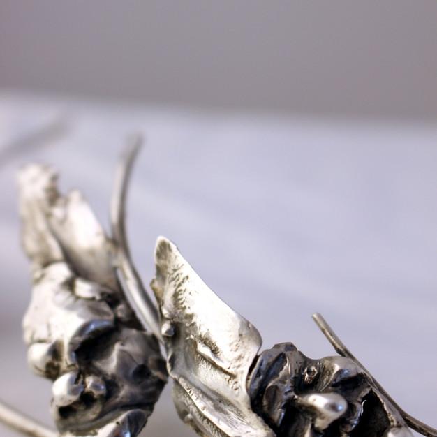 Diadem with masks