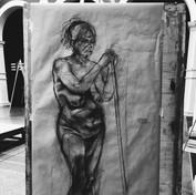Study of a female body