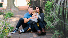 Wake Forest Family Photographer | How to Enjoy Your Family Portrait Session