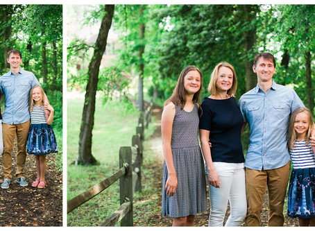 Wake Forest Family Photographer | The Bertelli Family