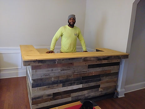 Gallery Of Reclaimed Wood Projects