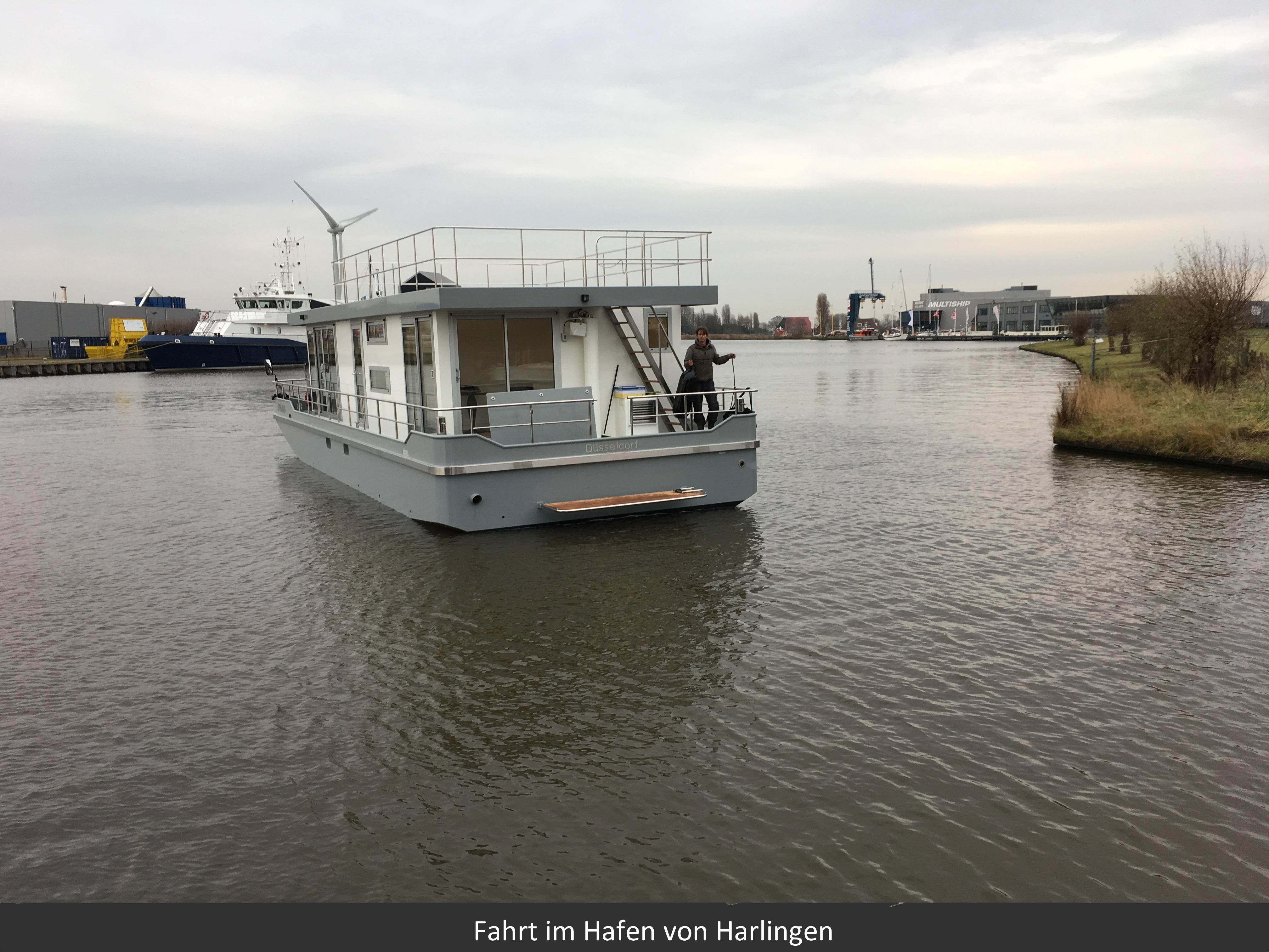 Hausboot Traveller XL