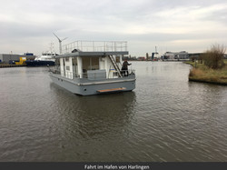 Hausboot Traveller XL