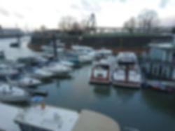Yachthafen Düsseldorf zur Boot