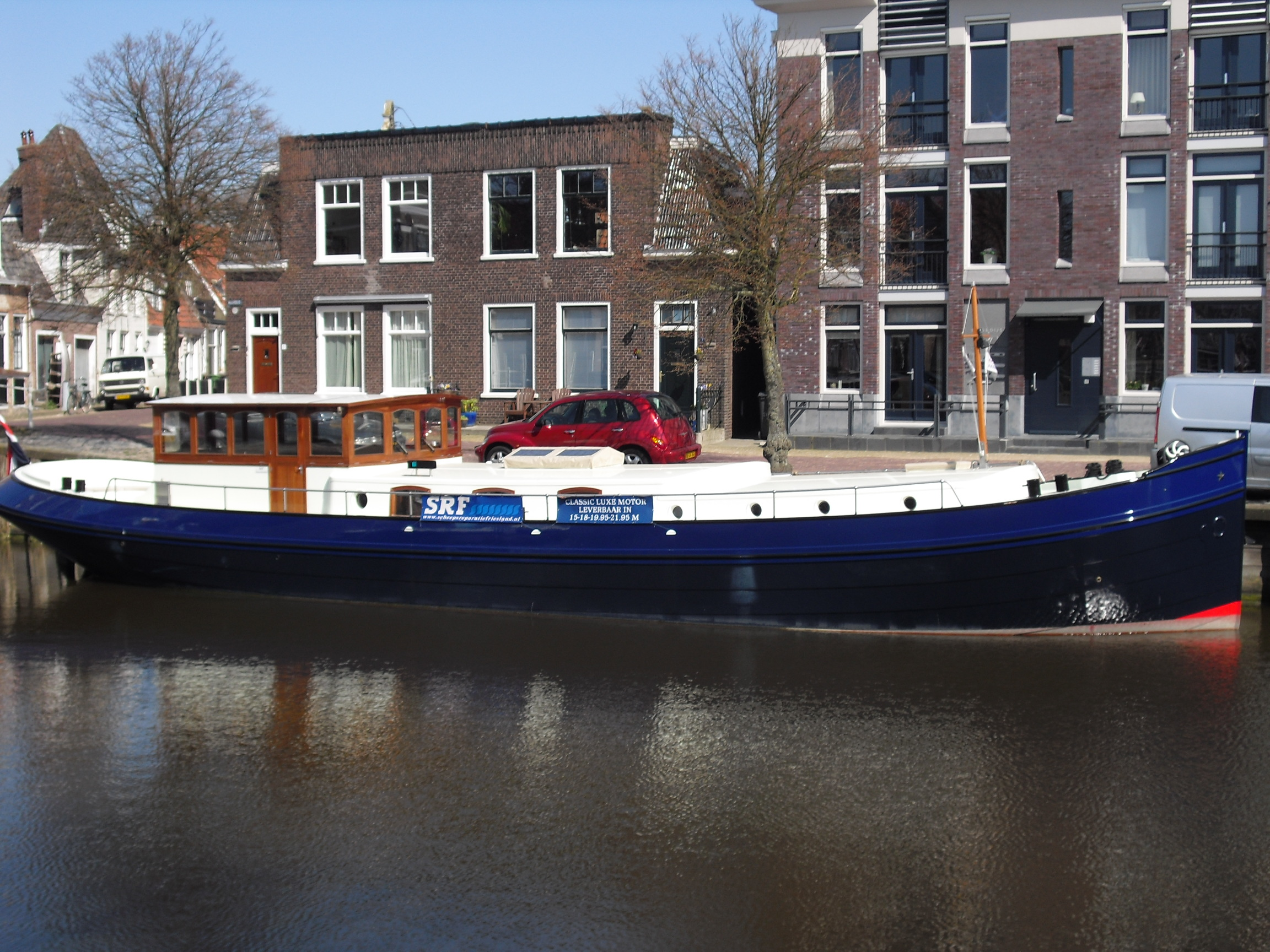 Luxe Barges
