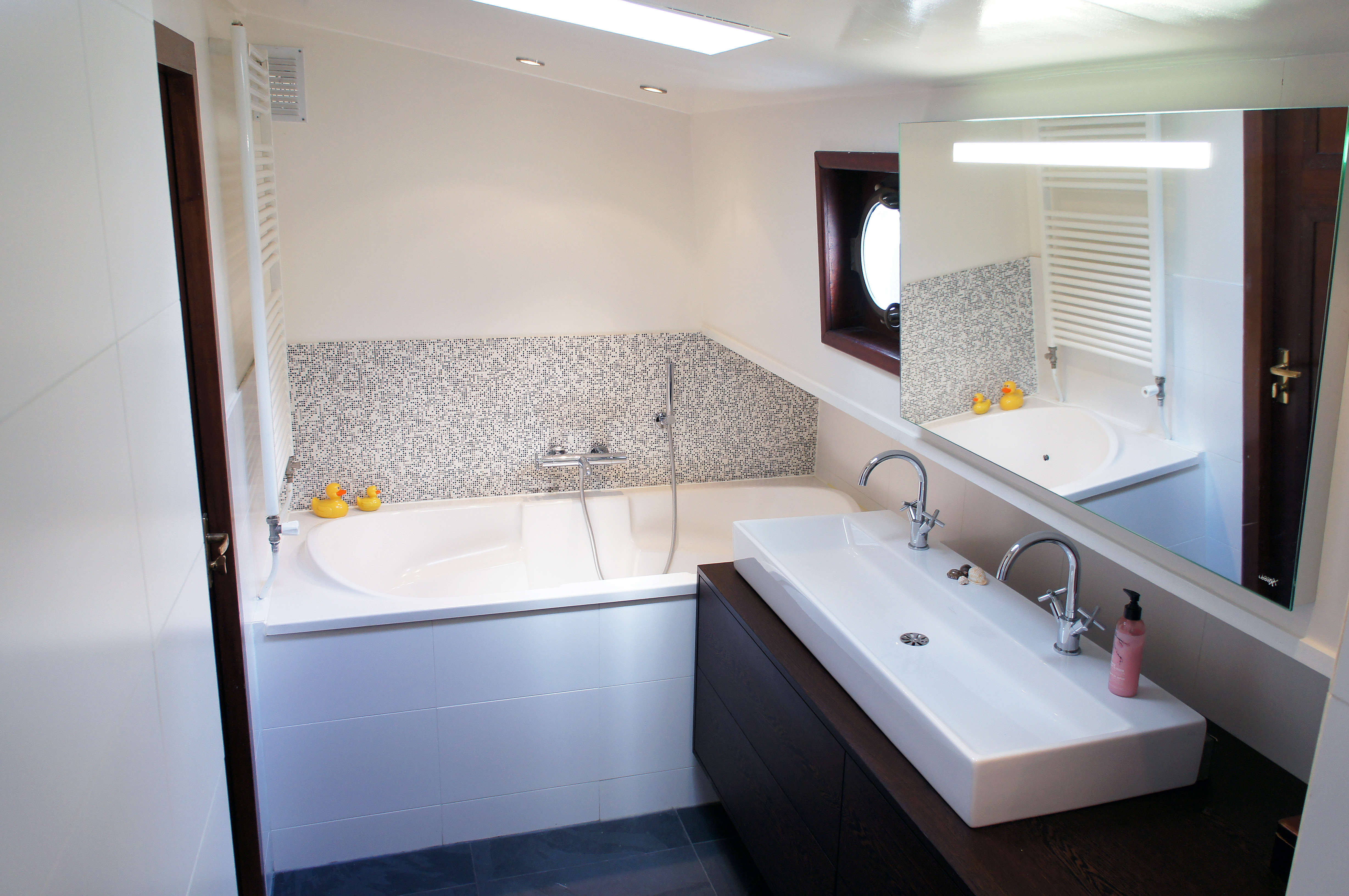 Badezimmer Luxe Barge