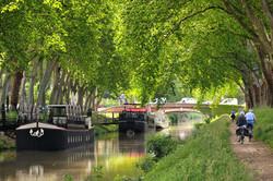 Hausbootreisen Canal du Midi